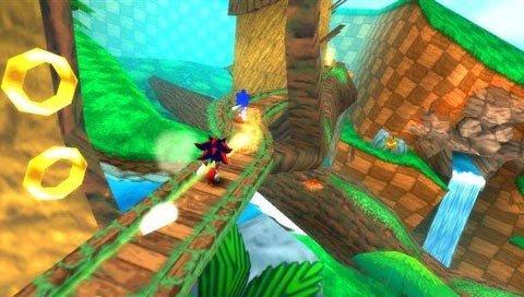 Sonic Rivals Psp скачать торрент - фото 10