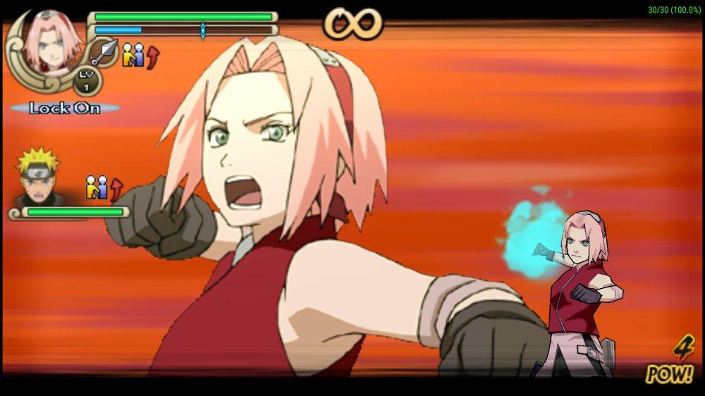 Naruto Shippuuden Ultimate Ninja Storm 1 скачать