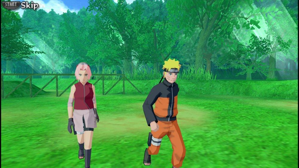 Naruto shippuden ultimate ninja heroes 3 psp | torrentsbees.