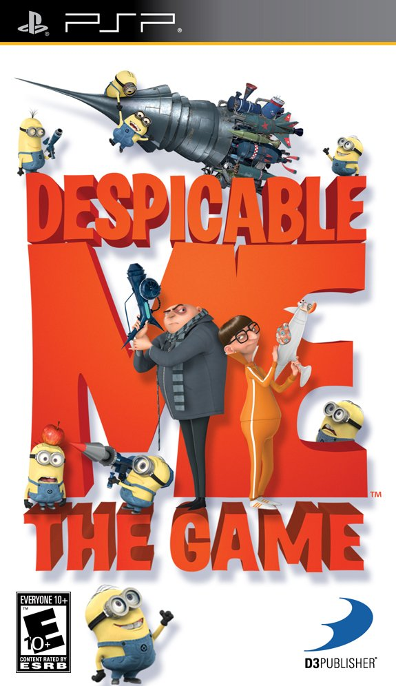 Гадкий Я / Despicable Me: The Game