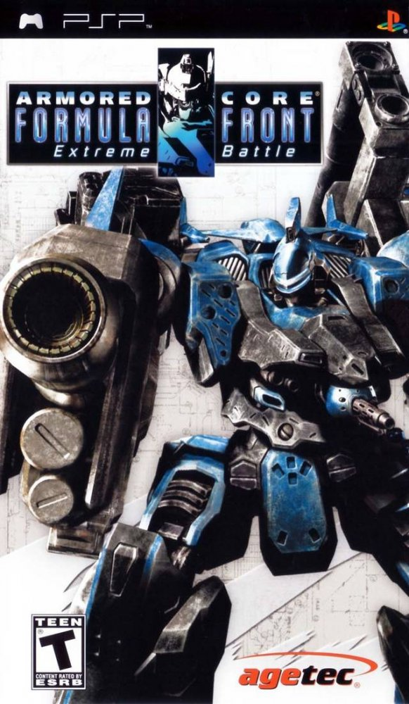 Armored Core Formula Front — Extreme Battle