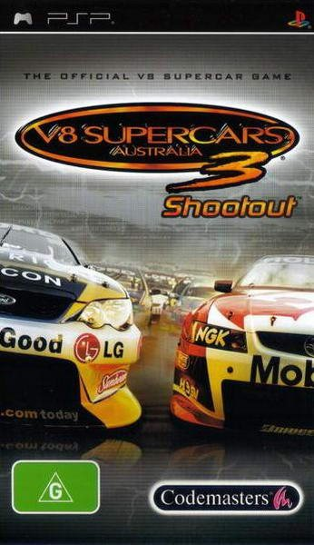 V8 Supercars 3: Shootout