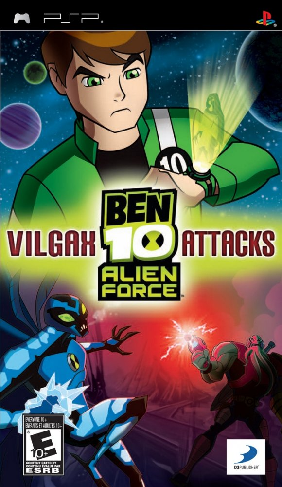 Ben 10: Alien Force-Vilgax Attacks