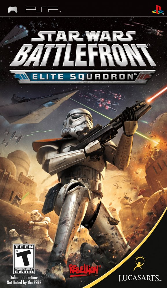 Star Wars: Battlefront – Elite Squadron